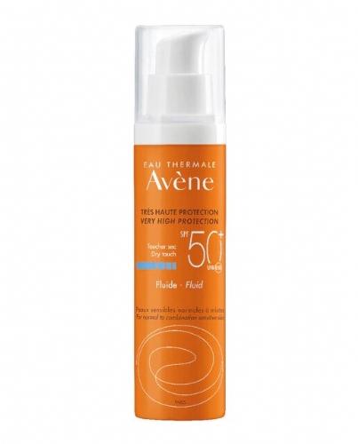 Avene spf 50+ emulsion muy alta proteccion (50 ml)