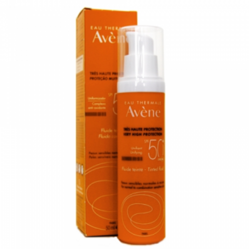 Avene emulsion coloreada spf-50+ muy alta protec (50 ml)