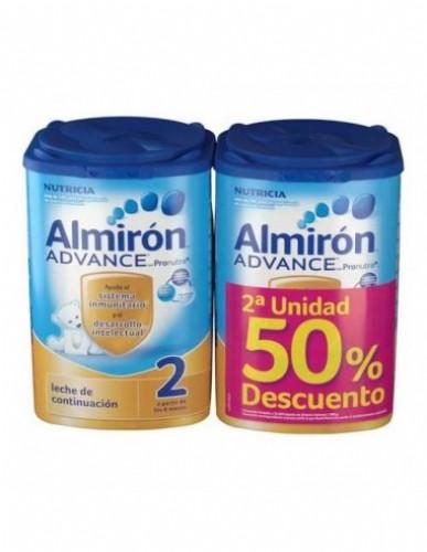 Almiron advance 2 (2 envases 800 g)