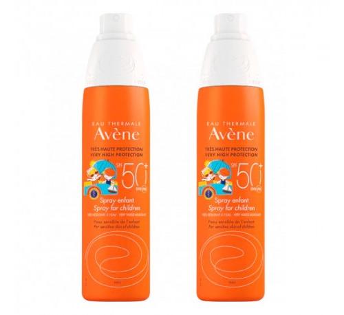 Avene spf 50+ spray niños muy alta proteccion (200 ml)
