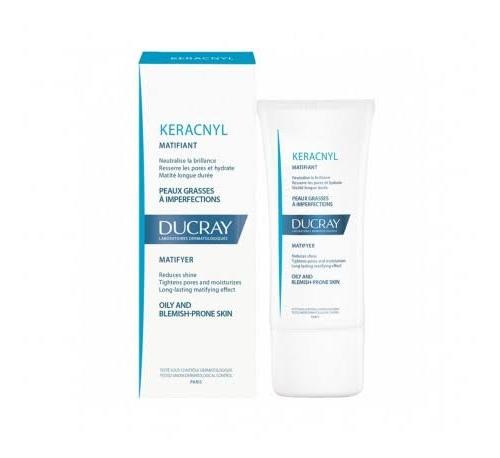 Keracnyl matificante - ducray (1 envase 30 ml)