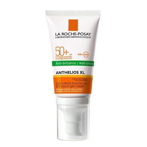 Anthelios xl spf 50+ gel crema toque seco (1 envase 50 ml)