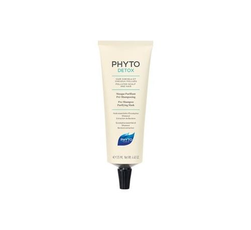Phyto detox masc pre-champu
