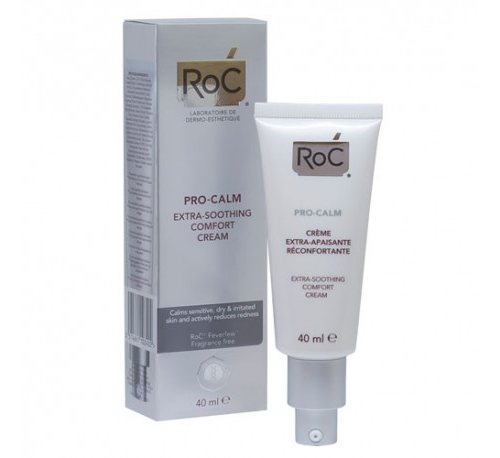Roc pro-calm crema calmante extra-reconfortante (1 envase 40 ml)