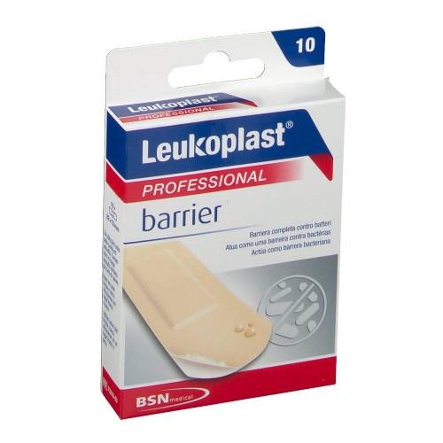 Leukoplast barrier (Transp 22 mm x 72 mm 10 u)
