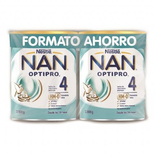 Nan 4 preparado lacteo infantil (800 g)