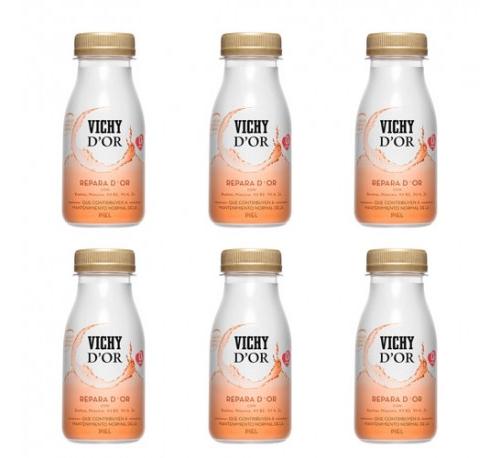 Vichy d´or - repara d´or (6 botellas 200 ml)