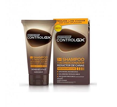Control gx reductor de canas 2 en 1 - champu y acondicionador (1 envase 147 ml)