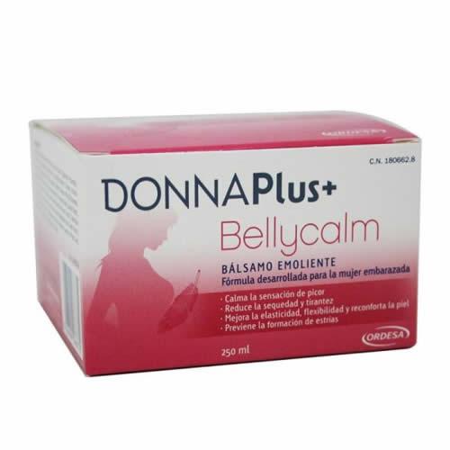 Donna plus bellycalm (1 tarro 250 ml)
