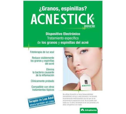Acnestick dispositivo electronico