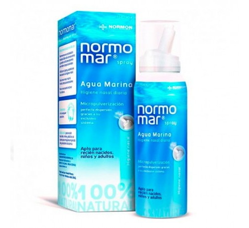 Normomar agua marina (spray 100 ml)