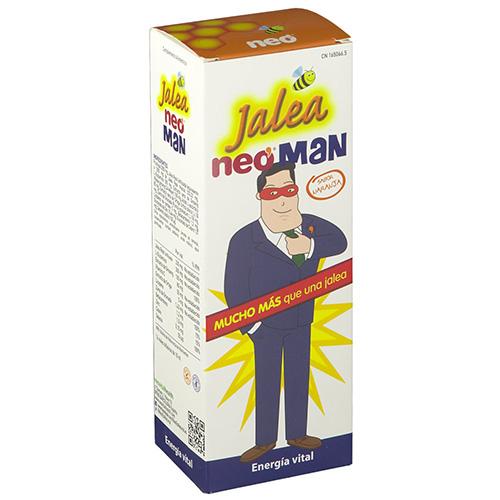 Jalea neo man (14 viales bifasicos 10 ml)