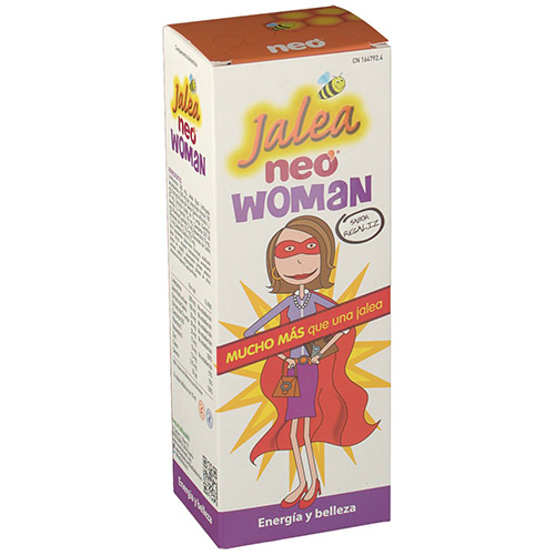 Jalea neo woman (14 viales bifasicos)