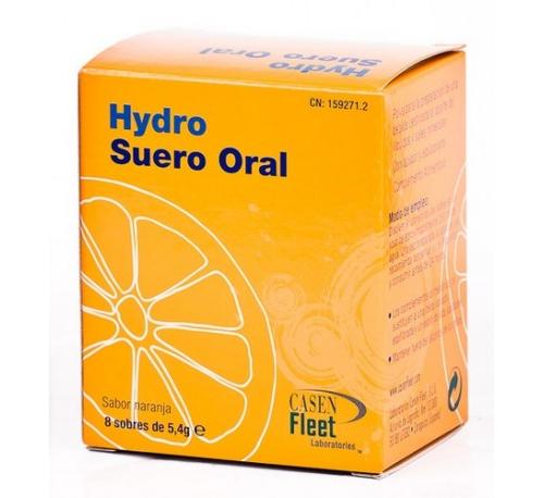 Hydro suero oral (8 sobres 5,4 g)