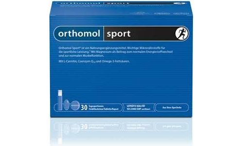 Orthomol sport (7 viales bebibles 20 ml)