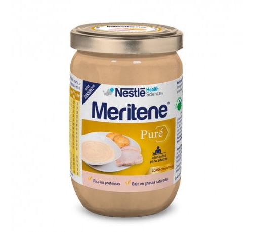 Resource pure (1 envase 300 g sabor lomo con patatas)