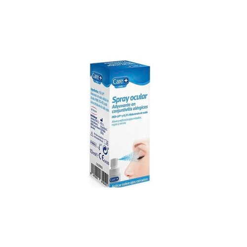 Care+ spray ocular conjuntivitis alergicas (10 ml)