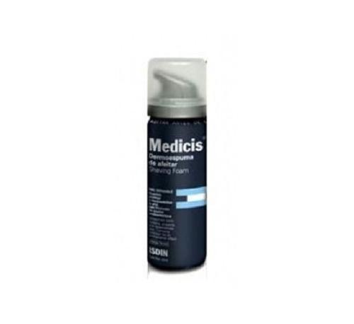 Medicis dermoespuma de afeitar (1 envase 50 ml)