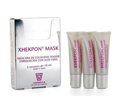 Xhekpon mask (3 tubos 10 ml)