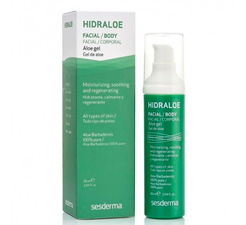 Hidraloe gel de aloe (1 envase 60 ml)