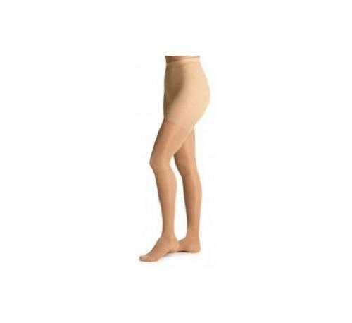 Panty comp ligera - farmalastic 40 den (negro t- med)