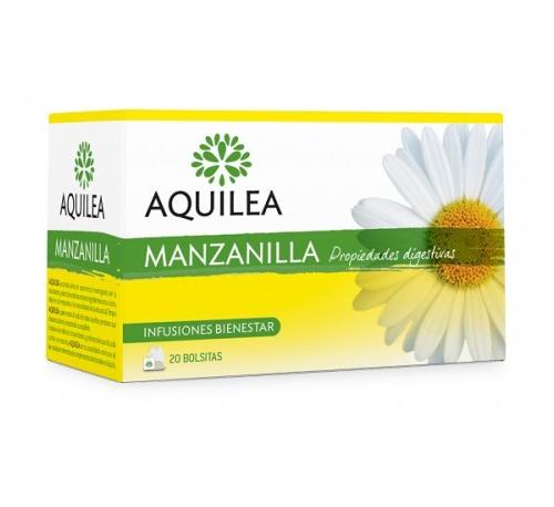 Aquilea manzanilla (20 filtros 2 g)