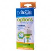 Biberon boca ancha pp options+ - dr brown´s natural flow (150 ml)