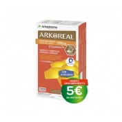 Arkoreal jalea real vitaminada sin azucar (20 ampollas 15 ml)