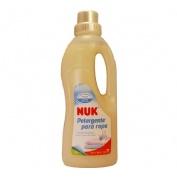 Detergente ropa bebe (750 ml)