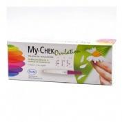 My chek ovulacion (9 test)