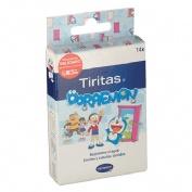 Tiritas (Doraemon 3 tamaños 14 u)