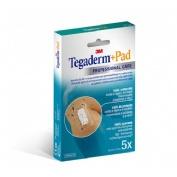 Tegaderm + pad (5 x 7,2 cm 5 u)