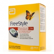 Glucometro - freestyle freedom lite (starter pack)