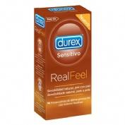 Durex real feel preservativo sin latex 10 u