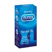 Durex natural xl (12 u)
