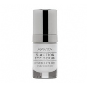Apivita 5 action eye serum contorno ojos 15 ml