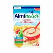 Alminatur cereales con manzana (250 g)