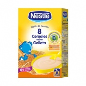 Nestle papilla 8 cereales galleta maria (600 g)
