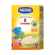 Nestle papilla 8 cereales (900 g)