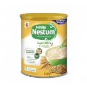 Nestle nestum papilla 5 cereales (1 envase 650 g)