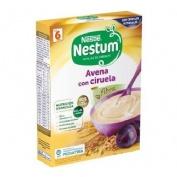 Nestle nestum avena con ciruelas (1 envase 250 g)