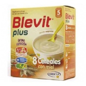 Blevit plus 8 cereales con miel (600 g)