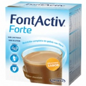 Fontactiv forte (14 sobres 30 g sabor chocolate)