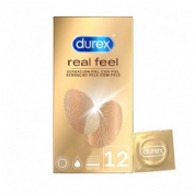 Durex real feel (12 u)