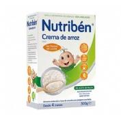 Nutriben crema de arroz (1 envase 300 g)
