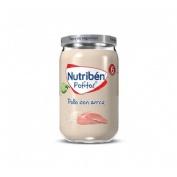 Nutriben pollo con arroz (1 potito 235 g)