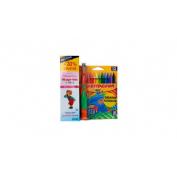 Fluor kin infantil pasta dentifrica (Fresa 50 ml)