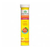 Aquilea  magnesio+ potasio comp efervescente (14 comp eferv)