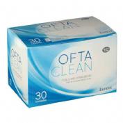 Oftaclean toallitas de un solo uso (30 toallitas)