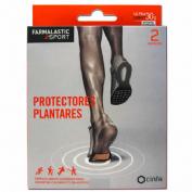 Almohadilla plantar - farmalastic sport (2 u t- l)